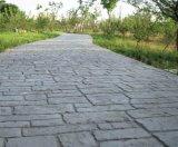 鹤壁压印仿石路面保护剂,彩色压花混凝土材料