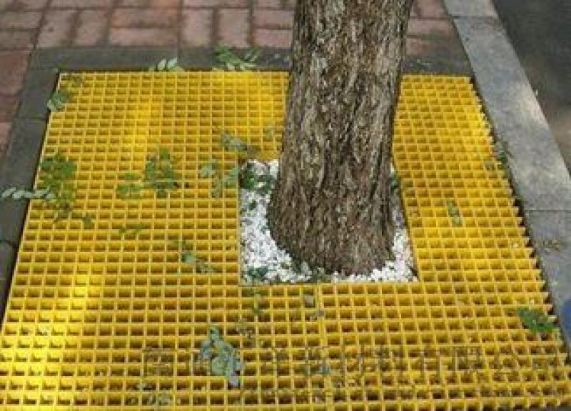 市政玻璃钢护树板