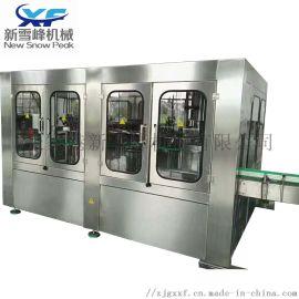 张家港厂家定制液体饮料灌装机械设备 矿泉水生产线