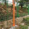 太陽能監控杆