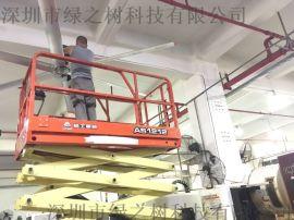 工业大风扇和水冷风机区别车间降温厂房吊扇