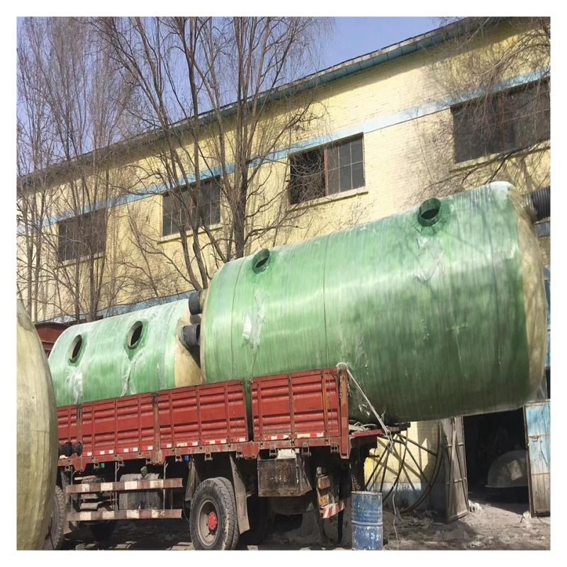 石狮家用模压隔油池 玻璃钢沉淀池生产厂家