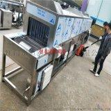 铁管超声波除油除尘清洗机自动化清洗设备厂家直销