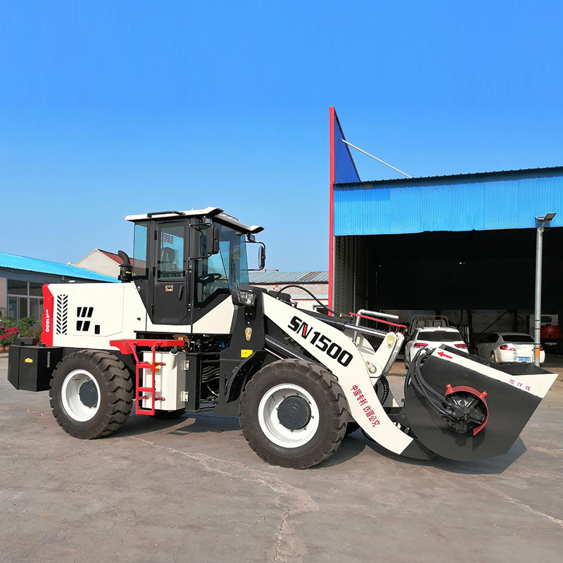 铲车搅拌斗混凝土四轮全新 厂家直销 装载机搅拌斗