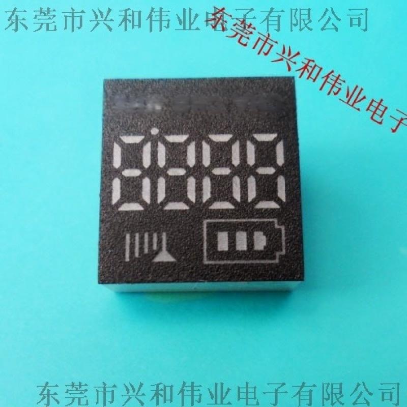 音响数码屏 XH1516无线话筒显示屏 麦克风LED显示屏 东莞厂家直销