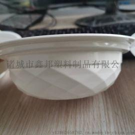 厂家直销pp扣肉碗 夹角碗 圆底碗