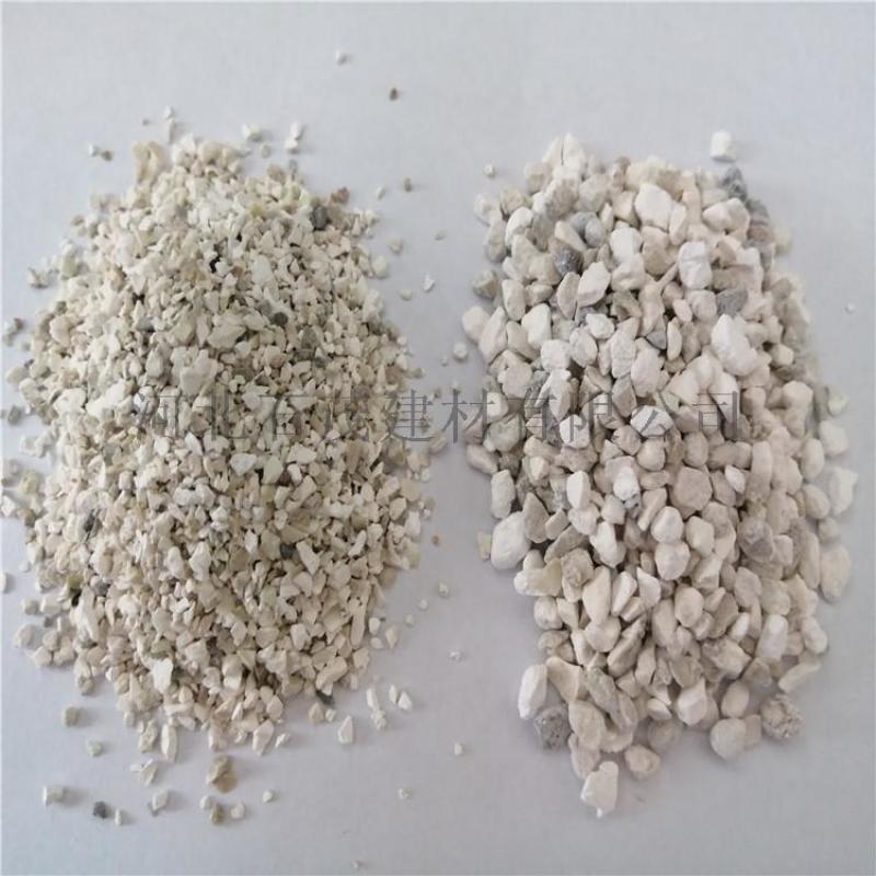 石茂供应脱硫用灰块 氧化钙干燥剂 除湿生石灰颗粒