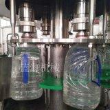 液体灌装机 桶装水灌装设备 桶装水灌装机