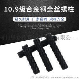 石油化工  高强双头螺栓10.9级全螺纹螺柱