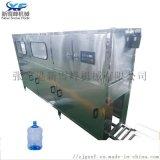 全自动直线式液体灌装机 大桶纯净水灌装机