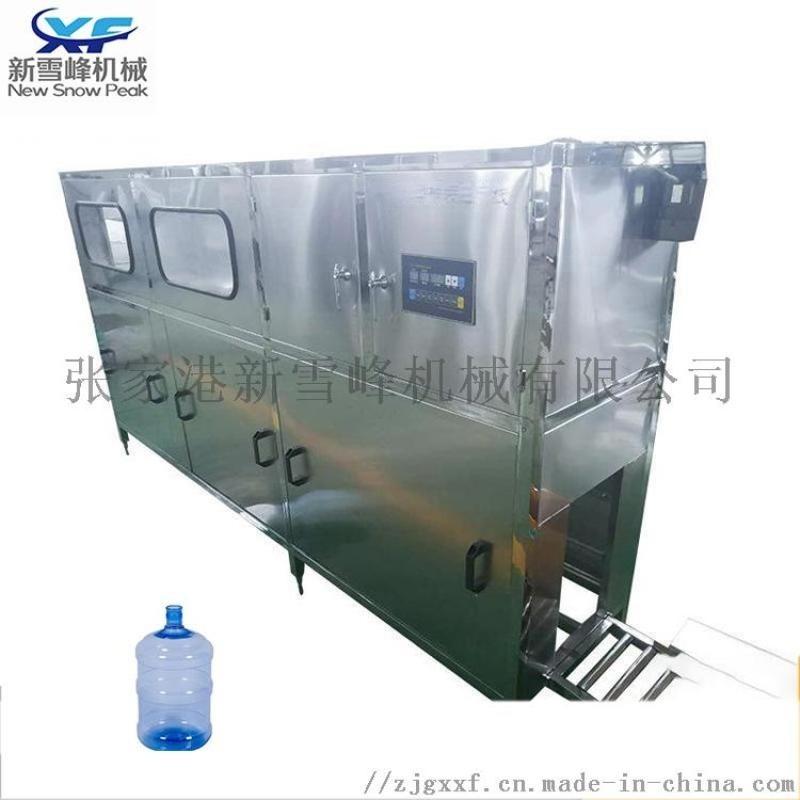 全自動直線式液體灌裝機 大桶純淨水灌裝機