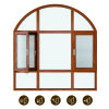 鋁木門窗型材定做|門窗鋁型材廠家直銷