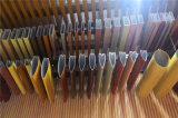 黃山市鋁方通吊頂廠家 深木紋鋁方通顏色定製