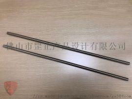 供应不锈钢花洒淋浴杆 高精密度不锈钢管件厂家直销