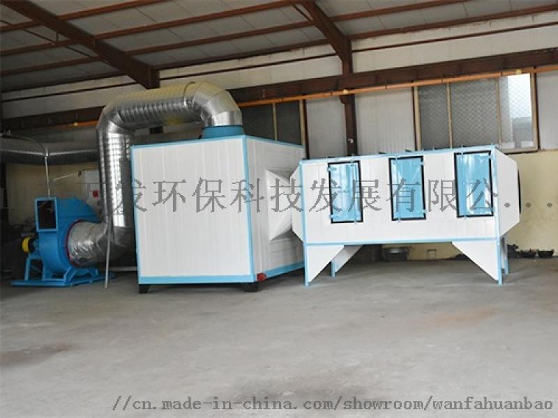 筒式轉輪+吸附濃縮+催化燃燒,VOCs廢氣處理,沸石轉輪,活性炭吸附脫附催化燃燒設備