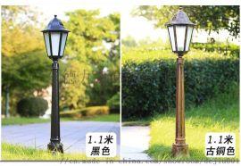 德九插地草坪灯不锈钢太阳能灯