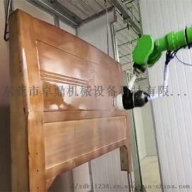 家具涂装设备,卓鼎机械木质家具涂装生产线