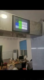 公共场合专用LB-104门框式红外体温检测仪