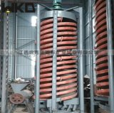 湖北生產螺旋溜槽 洗煤螺旋溜槽 螺旋溜槽生產線