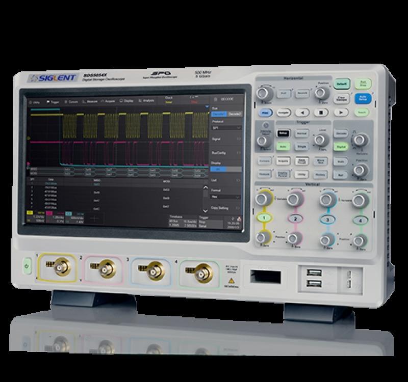 鼎陽科技SDS5000X 系列超級熒光示波器