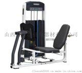 山西太原专项力量器械,康强1024坐式蹬腿训练器