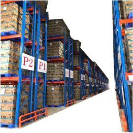 廣東倉庫貨架廠,託盤承重貨架,橫樑重型貨架