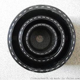 PE孔网钢带复合管厂家现货销售中是否损坏