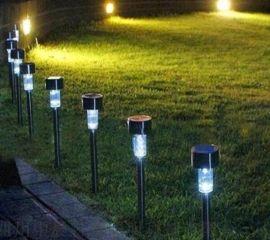 南充_新能源节能环保LED草坪灯