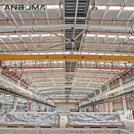 成都节能工业大风扇 重庆大型工业吊扇厂家
