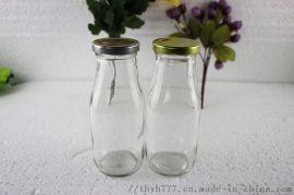 星巴克玻璃瓶高白料玻璃瓶飲料瓶