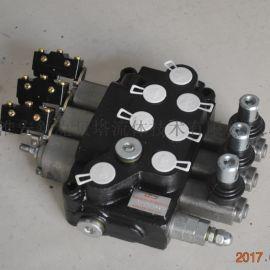 ZT-L12-O电动叉车多路阀