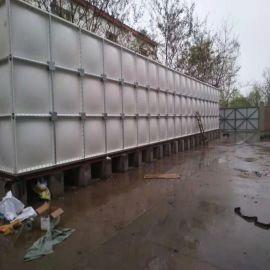 化工用水箱玻璃钢保温水箱