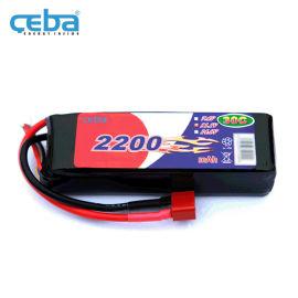 锂聚合物电池2200mAh遥控直升机电池11.1V