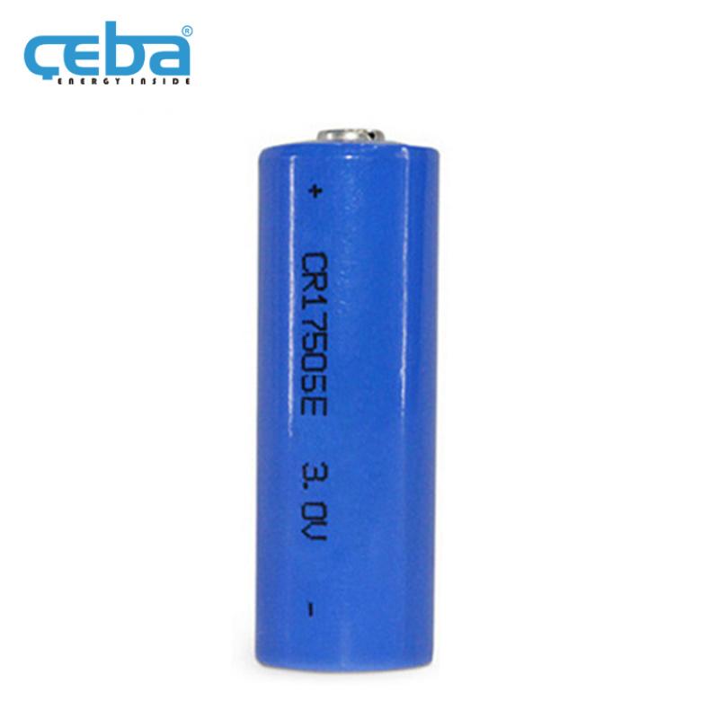 CR17505E工业PC医疗器械一次性锂锰电池3V
