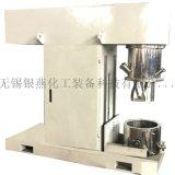 高粘度複合材料攪拌機根據物料特性選型混合攪拌設備