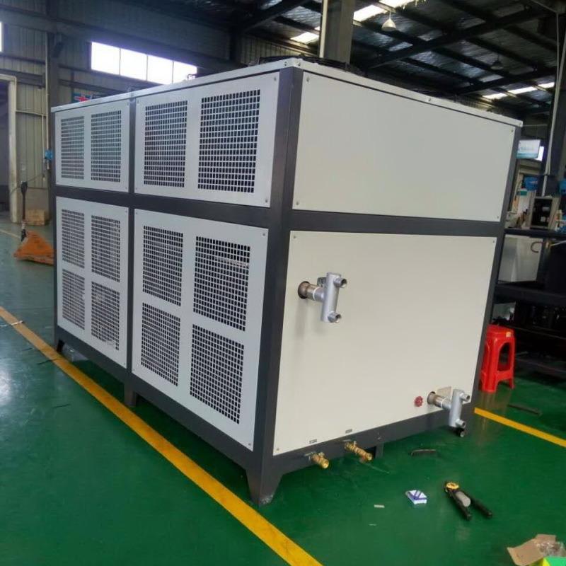 風冷式冷水機_風冷螺桿式冷水機_工業風冷式冷水機