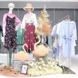 品牌折扣女裝摩安珂時尚個性夏裝凱詩依雜款尾貨貨源