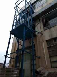 订做导轨式升降机卸货平台 装卸货电梯