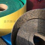 浙江绿绒包辊刺皮带 绿绒糙面布 防滑带