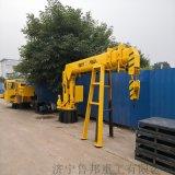 泸州20吨船吊配置 6吨船吊