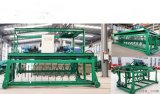 鸡粪堆肥有机肥翻堆机,槽式液压翻堆机厂家现货直销 型号可选择