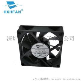 厂家生产7020逆变器电源直流散热风扇