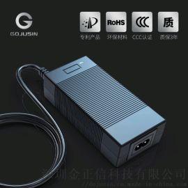 57.6V1.1A鉛酸電池充電器