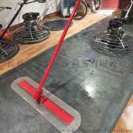 手扶不锈钢大抹子 混凝土路面收光找平机 手动大推板