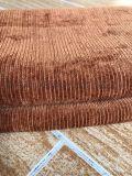 高檔雪尼爾條紋沙發佈窗簾布裝飾面料