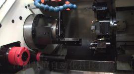 数控车床全自动工件接料器