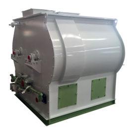 山东双鹤机械双轴搅拌机 HJSS4.0双轴搅拌机