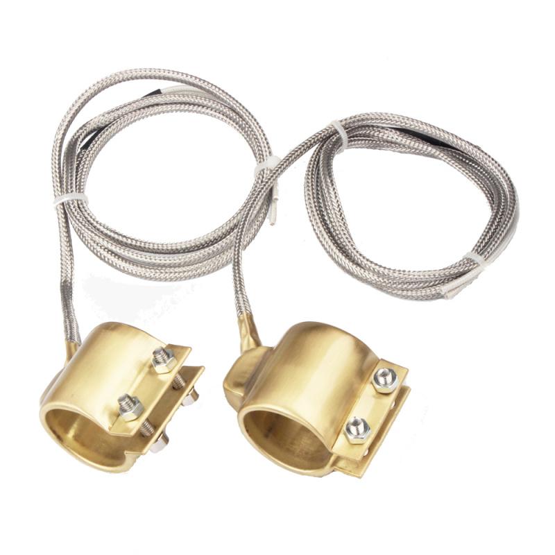 注塑機全封閉式鑄銅加熱圈 黃銅加熱圈 射嘴電加熱圈