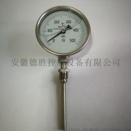 安徽德胜供应径向型轴向型万向型双金属温度计