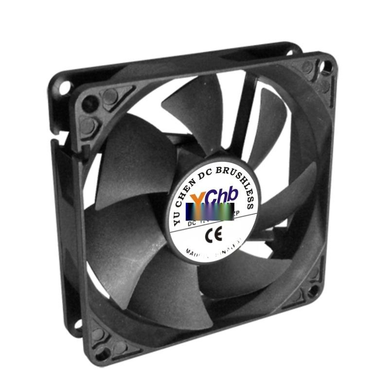 供應8020,DC12V散熱風扇,直流散熱風扇風機